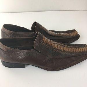 Steve Madden Pointer Leather Dress Shoes